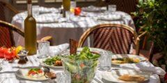 مطاعم ومقاهي فرنسية