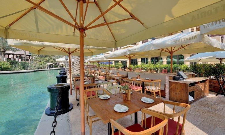 مطعم تراتوريا توسكانا